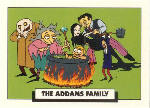 The Addams Family(1973)