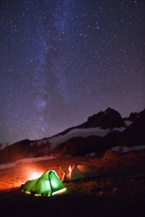 torace:  Under the Milky Way (by Khristian Snyder)