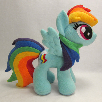 Rainbow Dash! She is for sale HERE until May 21, 2013 22:26:58 PDT.