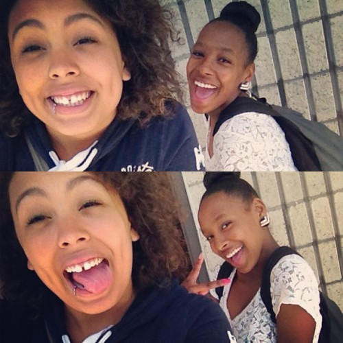 My girl @heythereashley_ 💕 (at Steele Canyon High School)