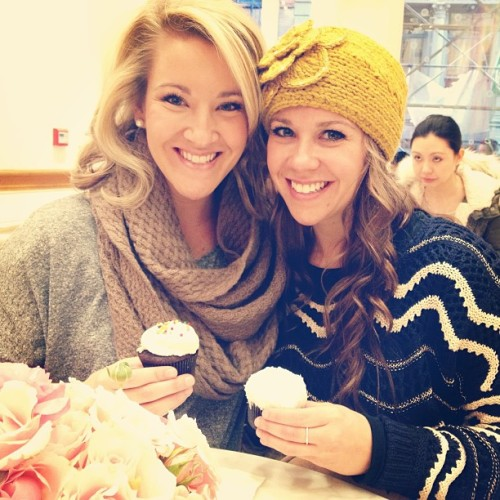 yum. @kayliepatrick  (at Georgetown Cupcake)