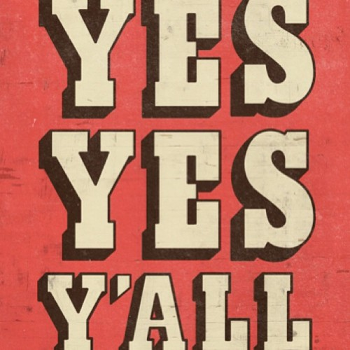 #yesyesyall …I'm good. Thanks for asking. (by L.e.e)