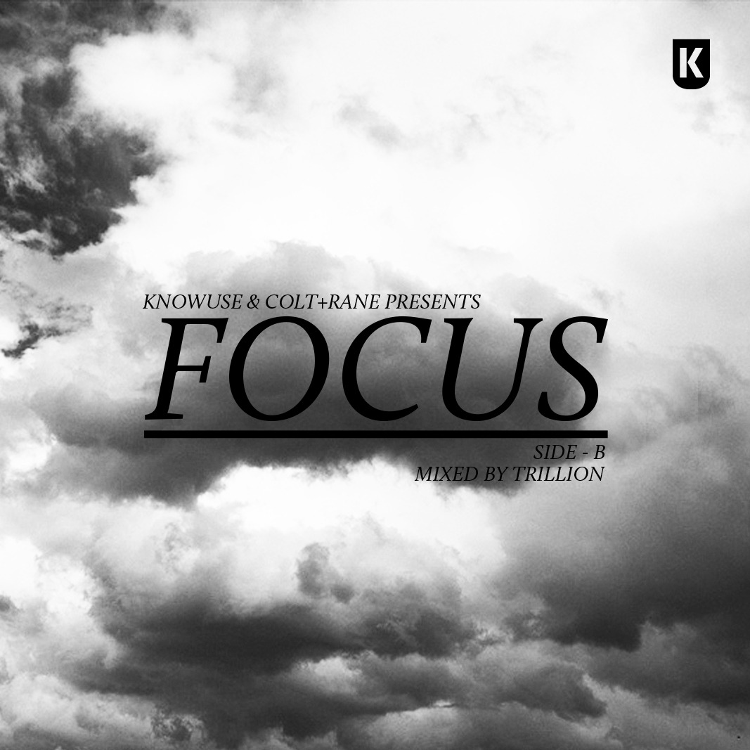 "knowuse:     ""FOCUS"" Side B Mixed By Trillion 1. Chad Valley – Shell Suite (Cashmere Cat Remix) 2. Tomas Barford – November Skies (Nite Jewel Remix) 3. Ambassadeurs- Duke Red 4. Sepalcure – Eternally Yrs 5. Joe – Rut 6. Voyeur – Blame It On The Youth (Original Mix) 7. Nicolas Jaar – And I Say (Xinobi Edit) 8. Sei A – You Can Bring (Axel Boman Remix) 9. Greymatter – Give It To Me (Casino Times Remix) 10. Chaos In The CBD – Dusty Sundays 11. George Fitzgerald – Every Inch (Deetron Remix) 12. Lianne La Havas – Lost & Found (Ernest Gonzales Remix) 13. Jean Nipon – Put It In The Trunk 14. Rubix – I Love 15. Mike Sharon – I Feel You 16. Andrés – New For U Download it Here."