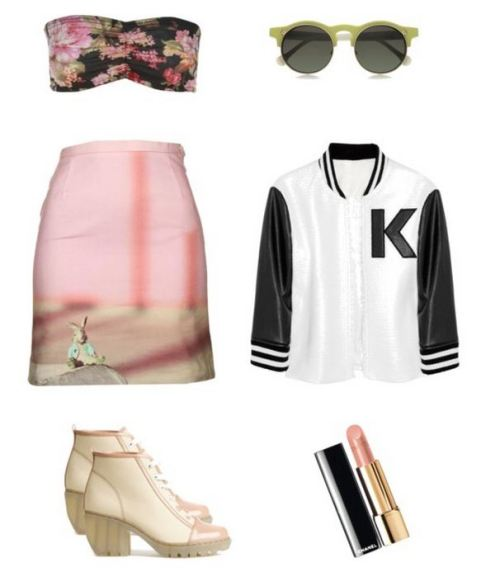 I´D LIKE TO ROCK THIS TODAY! - ABSOLUTELY STUNNING SPRING OUTFIT! - http://jessjessde.blogspot.de/2013/04/id-like-to-rock-this-today.html