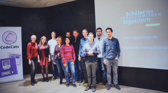 App Entwicklung am Bodensee - gemeinsam mit den CodeCats