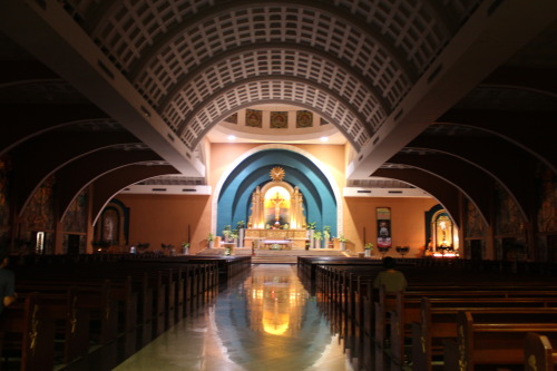 justanotherfotograph:  Shrine of St. Thérèse and Columbarium Pasay City, Philippines