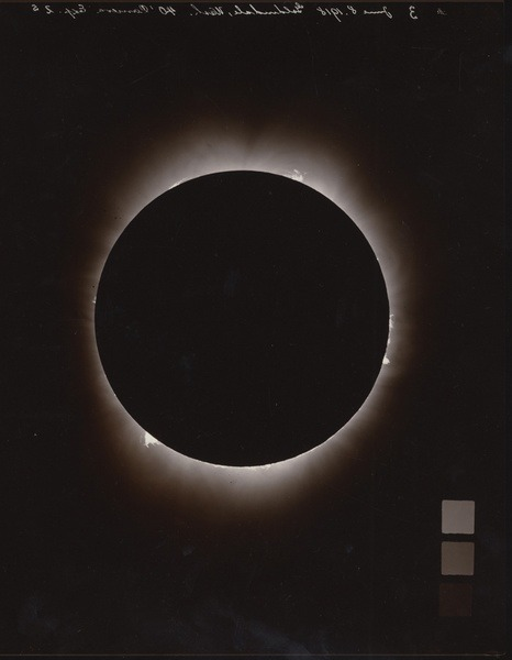 flasd:  Linda Connor's Prints from the Archive of the Lick Observatory. Via