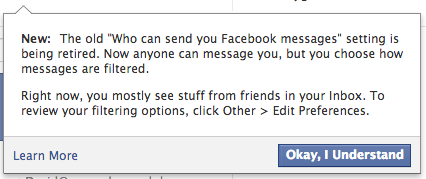 Hate you, Facebook.