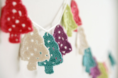 krismaryloves:  (via handmade by melimelum: christmas tree ornament)
