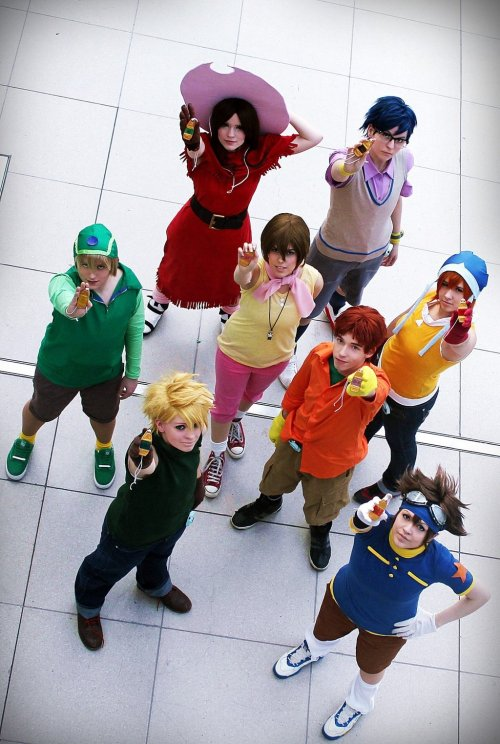 Digimon Adventure - keep on! by ~Yuusei90