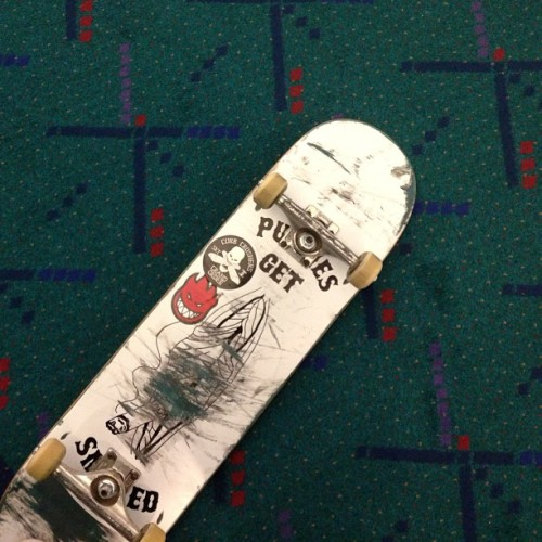 #PDX>NYC #KEEPINGITCLASSY #SKATEMENTAL #SMD #CURBCRUSHERS #DBAP