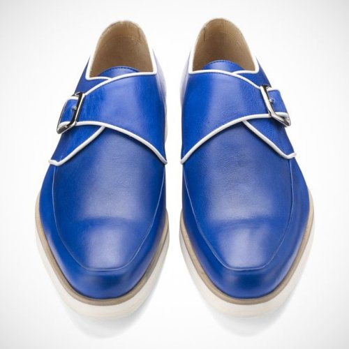 Thelonius Monk Strap Creeper by Mr. Hare(via Fancy)