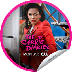"I just unlocked the The Carrie Diaries: Identity Crisis sticker on GetGlue                      714 others have also unlocked the The Carrie Diaries: Identity Crisis sticker on GetGlue.com                  Carrie? Larissa? Who is that? Thanks for watching. You unlocked the ""Identity Crisis"" sticker! Share this one proudly. It's from our friends at The CW."