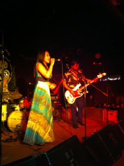 The Cambodian Space Project, live at the Tote Hotel, Collingwood, Victoria The Cambodian psych-pop revival continues!