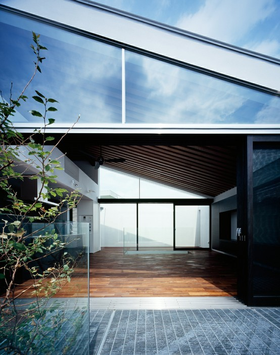 justthedesign:  The Dent House by Apollo Architects