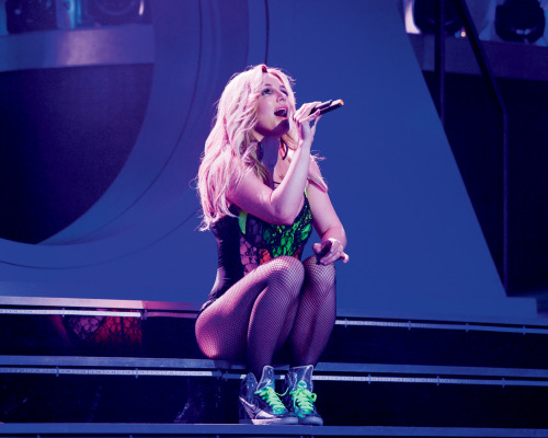 Britney Spears has taken over Sin City—and we've got the scoop »