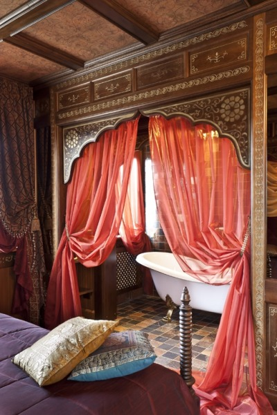 Oberyn Martell's bedroom