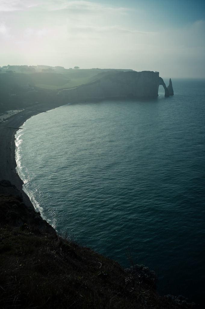 nosens:  One day in Etretat (by anthony_pe)