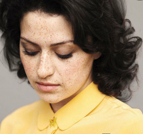 """Call Me Maeby"" April 2013, Nylon Magazine"
