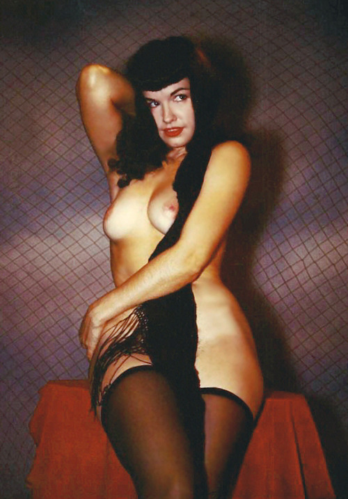 antipahtico:  Bettie Page