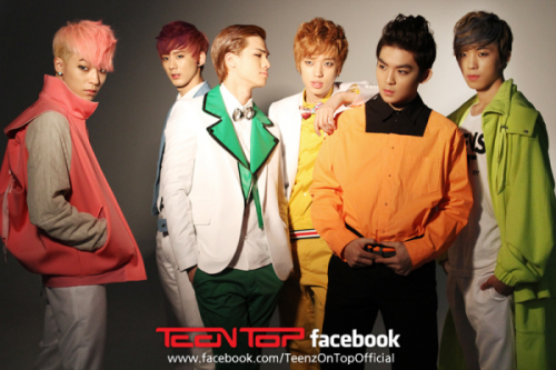 Teen Top - Cosmopolitan Magazine (Behind the Scenes) Photos (2)