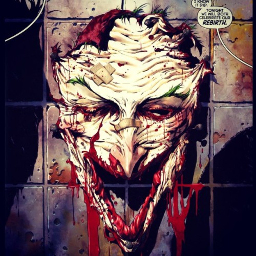 Beat batman arc in ages #dc #batman #joker #faceoff