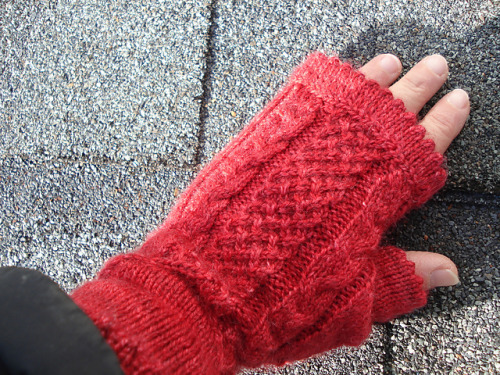 (via Ravelry: empatheyes' Scarlet Fences)
