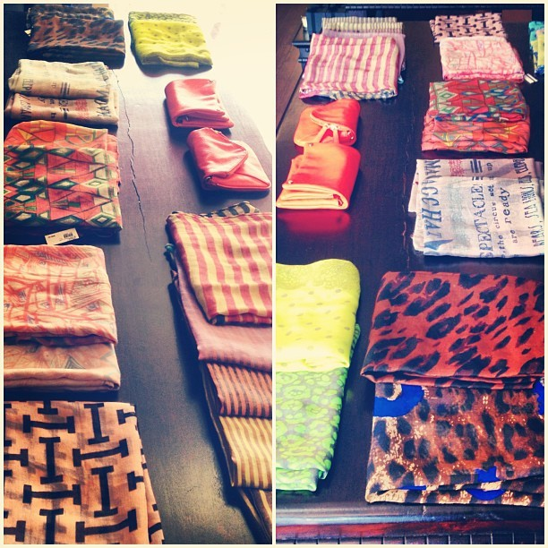 New #nla #spring13 scarves just in