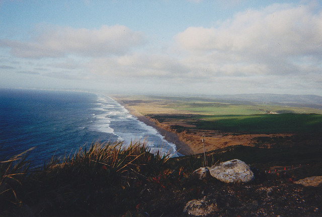 arquerio:  Point Reyes by jamiepaul on Flickr.