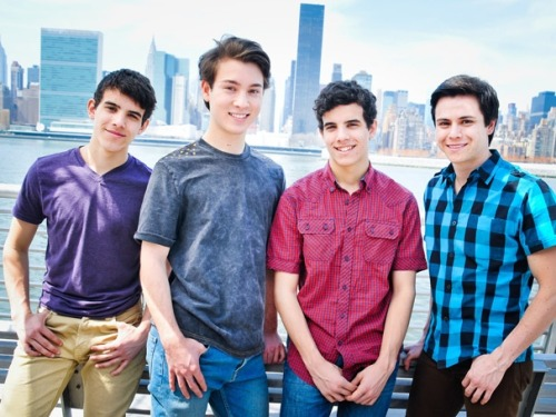 broadwaycom:  Exclusive! The new newsboys of NEWSIES part 2: Meet the vets of BILLY ELLIOT, DANCING WITH THE STARS and more