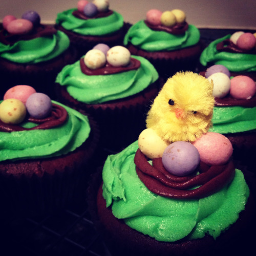 Easter treats! Happy Easter everyone <3