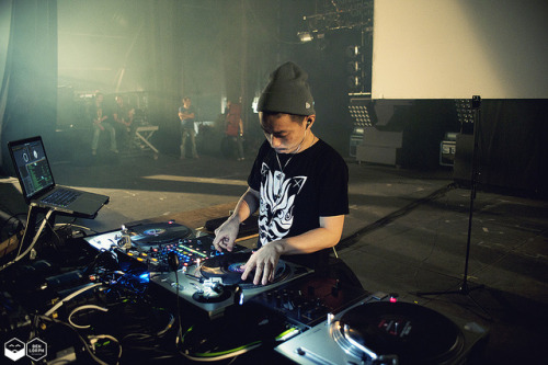 benlorphphotography:  Dj Kentaro @ Printemps de Bourges 2013 on Flickr.