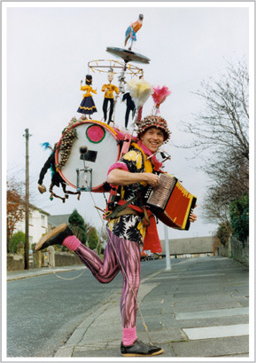 """nickdouglas:  I dare you to find a Google image result for """"one man band"""" that isn't a treat and a half"""