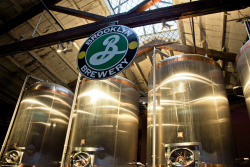 Brooklyn Brewery.