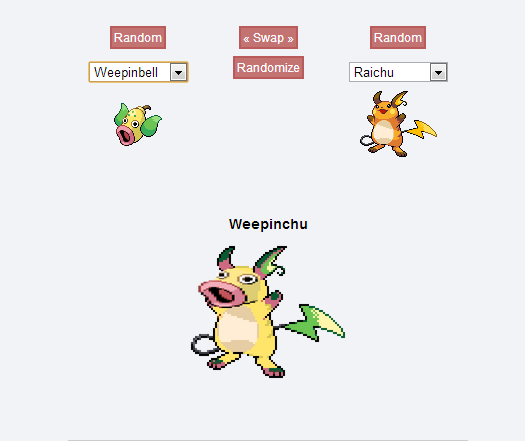 Weepinchu I love it.