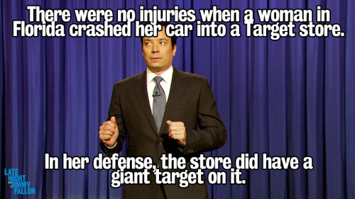 latenightjimmy:  Here's what's going on in the world.