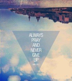spiritualinspiration:  We have to remember, circumstances may be tough, but God is working behind the scenes on your behalf. You may have a difficult relationship, but God is your Restorer today. You may have an overwhelming need, but God is your Provider today! The doctors may have told you that you have an incurable disease, but God is your Healer today! Things may look impossible today, BUT WITH GOD, all things are possible! If you'll keep that constant attitude of faith and victory, you'll see the hand of God move in your life, and you will experience the life of victory He has in store for you!