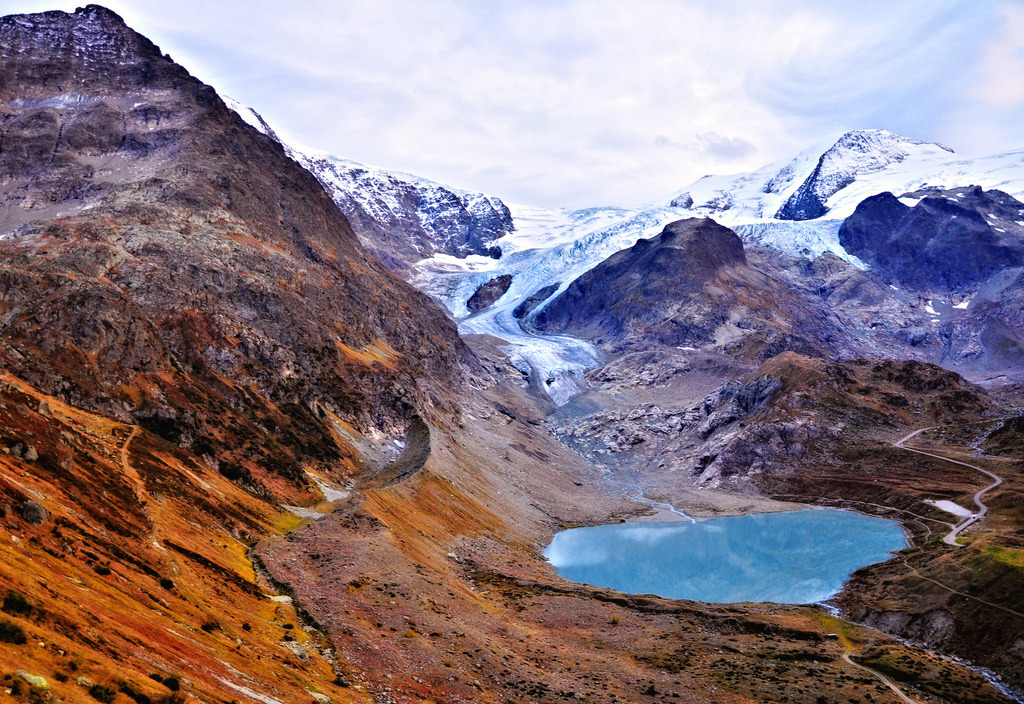 your-english-is-good:  Steingletscher (by ceca67)