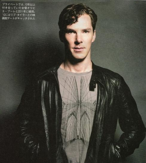 ladyelayne:  69shadesofyou:  cumberbatchedandproud:  A BEN A DAY, TEST 102. 'My bedroom is just a taxi ride away' Monday. EDIT and change of first pic, because of reasons… As if I needed new reasons to be in love with THAT TSHIRT !!! Anyway: Japan doing it right, a history *THUD*      Thanks to HERE, HERE, HERE and HERE, via londonphile and deareje, as always, thanks :) EDIT: Because untagged and *WOWWWWWWWWW*   Thanks http://littleasskicker.tumblr.com/post/45739244135/x !!!!! PS: Was 'the priest' shoot also from Japan, because then I'd be grateful to the Land of the rising sun for like forever :) (I think it might because he always looks so YOUNG on Jap's edits… ???)   Why does Japan get ALL the new photos? I mean, he wasn't there more than 48 hours and it looks like all he did was photoshoot after photoshoot. Hey British and American magazines, get with the program. I fully expect this man to be gracing every magazine this spring and summer. From GQ (all editions), Vanity Fair, Rolling Stone, Good Housekeeping, Better Homes and Gardens, Fitness, everything.  I agree! That mans entire form sells shit! Put those sexy eyes on absolutely everything!! Except Gins and Ammo… I don't need to see ANYONE in day glow orange…. Well Maybe him  I agree. But I even want to see him holding kittens on Cat Fancy. I want to see him posing with Oprah on her mag. Grace all the mags!