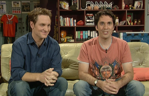 clive-pugh:  god damnit look at Craig's stupid cute face and hair and then Chris' arms [slowly slides to the floor]