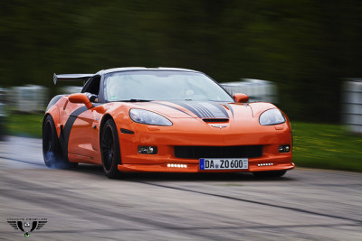 theautobible:  Corvette by Wutzman on Flickr. TheAutoBible.Com