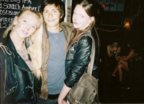 Chris, Molly and I a while ago now Finally got round to getting that film developed didn't I