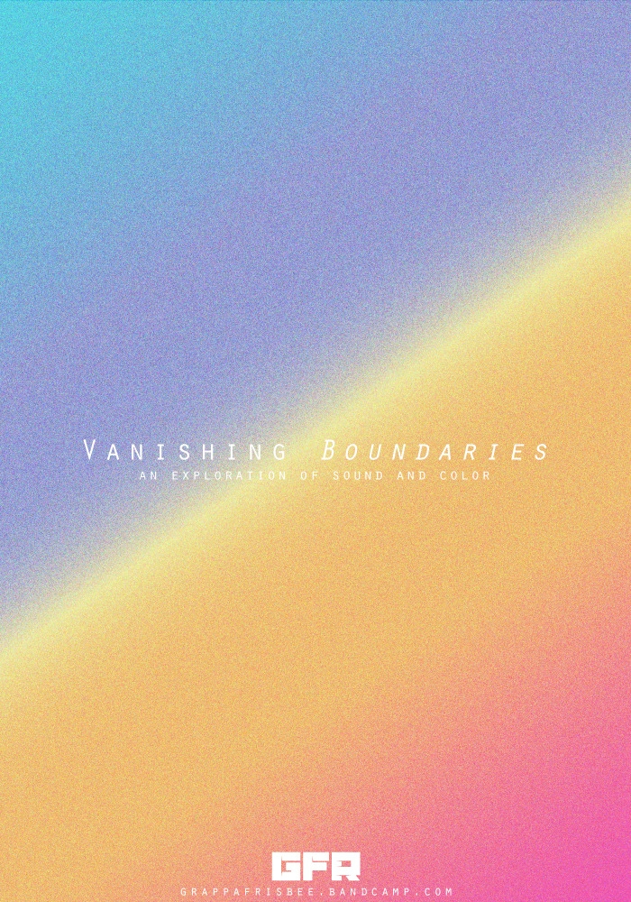 """V A N I S H I N G B O U N D A R I E S"" compilation EP will be dropping soon, complete with PDF booklet and assorted beats!! $0.00!!"