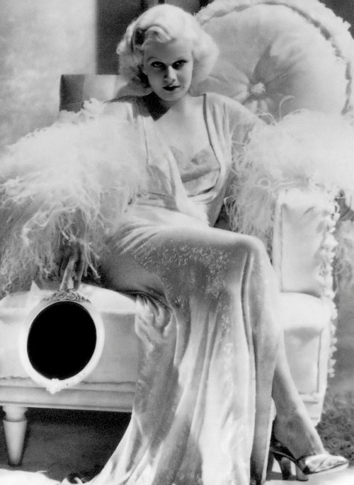 Happy Birthday Jean Harlow!  March 3, 1911 – June 7, 1937