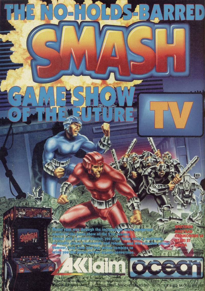 vgjunk:  Smash TV advert.