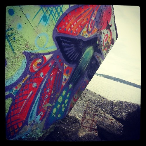 Some tight #graffiti found on the beach