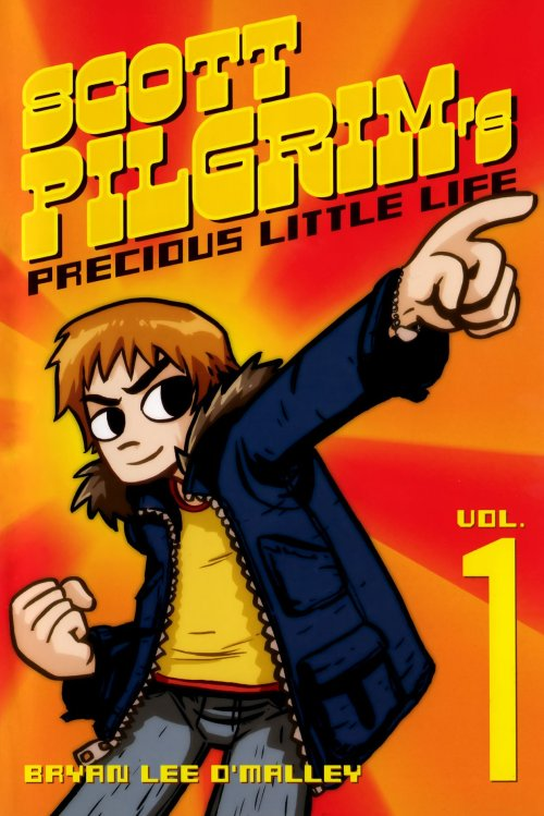Scott Pilgrim Book #1So Fangirls, I just started reading the Scott Pilgrim series after the lovely EmilyAlthea was kind…View Post
