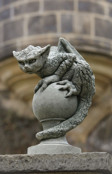 elfentau:  ~* Amazing and unique Gargoyles! *~
