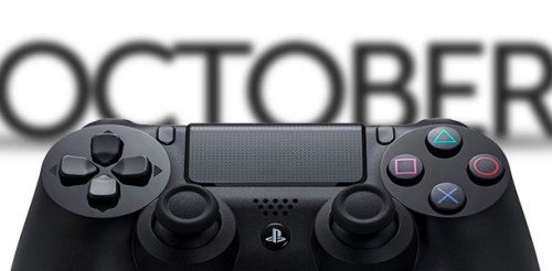 Why The PS4 Will Launch In October Really, it will.