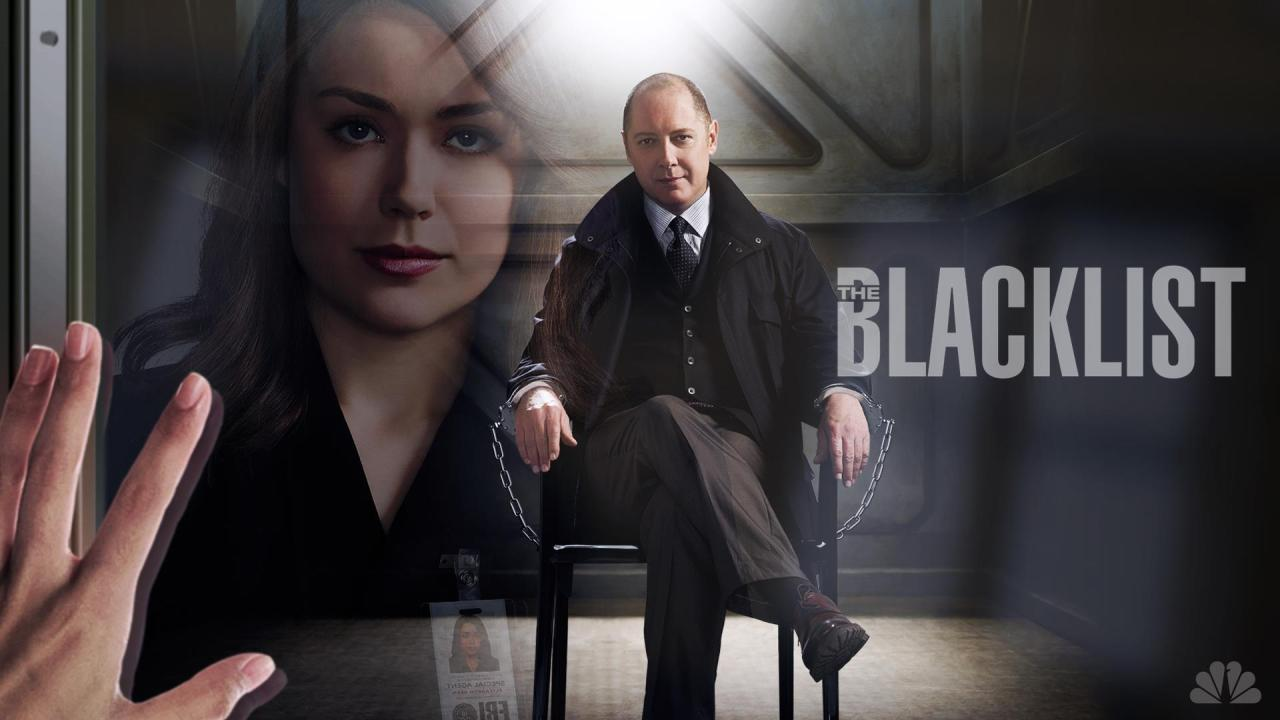 "For decades, ex-government agent Raymond ""Red"" Reddington (James Spader) has been one of the FBI's most wanted fugitives. Brokering shadowy deals for criminals across the globe, Red was known by many as ""The Concierge of Crime.""  Now, he's mysteriously surrendered to the FBI with an explosive offer: he will help catch a long-thought-dead terrorist, Ranko Zamani, under the condition that he speaks only to Elizabeth ""Liz"" Keen, an FBI profiler fresh out of Quantico. For Liz, it's going to be one hell of a first day on the job. What follows is a twisting series of events as the race to stop a terrorist begins. What are Red's true intentions? Why has he chosen Liz, a woman with whom he seemingly has no connection? Does Liz have secrets of her own? Zamani, we come to find out, is only the first of many on a list that Red has compiled over the years: a ""blacklist"" of politicians, mobsters, spies and international terrorists. He will help catch them all… with the caveat that Liz continues to work as his partner. Red will teach Liz to think like a criminal and ""see the bigger picture""… whether she wants to or not. From writer/executive producer Jon Bokenkamp (""Taking Lives"") and executive producers John Eisendrath (""Alias,"" ""My Own Worst Enemy"") and John Davis (""Gulliver's Travels,"" ""Predator"") comes a global thriller that will become more mysterious with each name on the list. One-hour drama.  Studio Sony Pictures Television, Davis Entertainment Writer/Executive Producer Jon Bokenkamp (Taking Lives) Executive Producers John Eisendrath (Alias, My Own Worst Enemy), John Davis (Gulliver's Travels, Predator), John Fox Director Joe Carnahan (The A-Team, The Grey)"